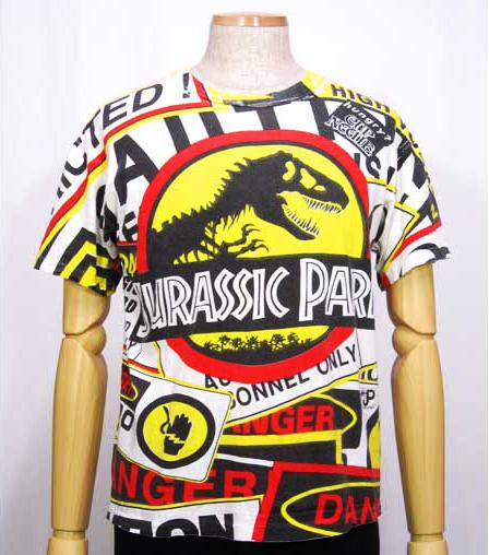 ジュラシックパークTシャツ