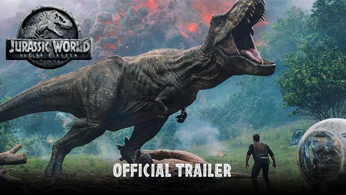 ジュラシックワールド 炎の王国(Jurassic World: Fallen Kingdom)
